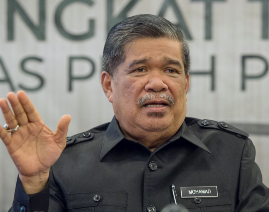 Mindef seeks one pct of GDP as its annual budget