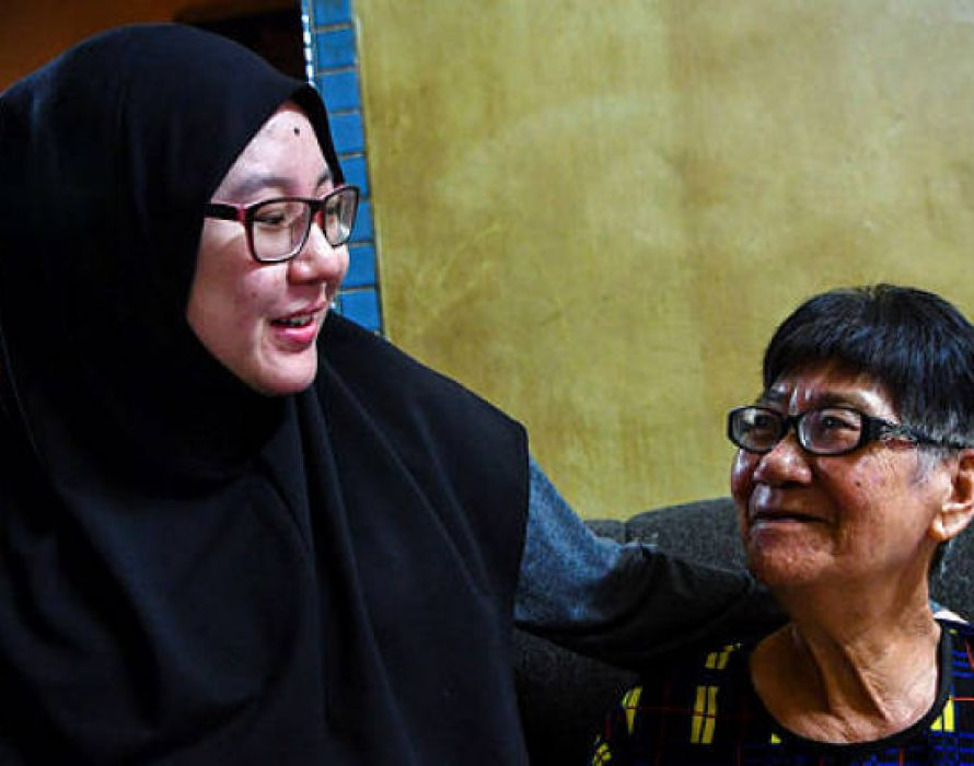 Nyonya popo: Differing religions not an obstacle to social harmony