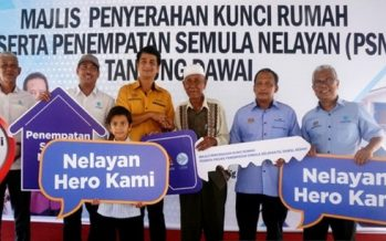 LKIM allocates RM60 million for housing for fishermen in three states next year