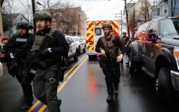 Six dead in New Jersey shooting spree