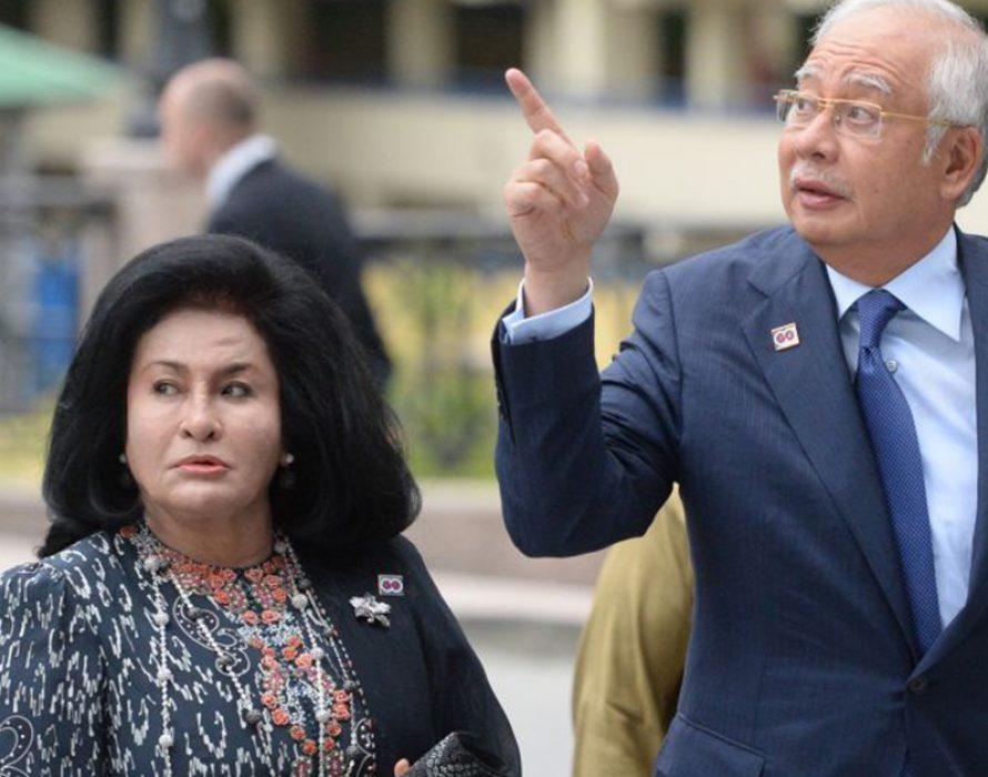 Najib: Rosmah chose the RM466,330 watch
