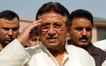 Musharraf: Death sentence is a 'personal vendetta'