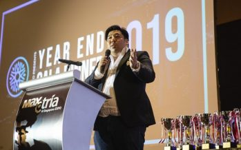 Pareto Singapore celebrates 2019 trading success with year-end gala dinner