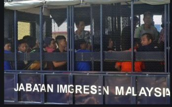 Sabah MKN deports 4,000 illegal immigrants this month