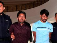 Two Myanmar men charged with murdering Bangladeshi supervisor