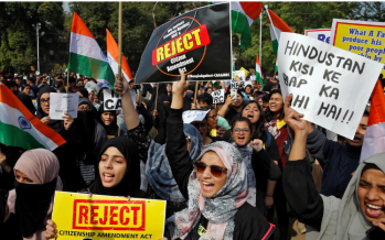 From housewives to hijab-clad students, women take lead in Indian protests