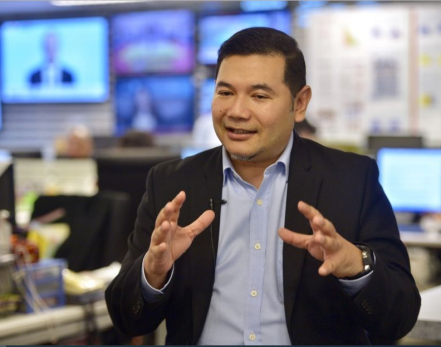 Rafizi quits politics, to focus on artificial intelligence