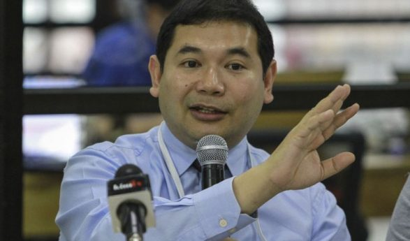 BAFIA case: prosecution withdraws appeal against Mohd Rafizi´s acquittal