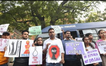 As outrage mounts over rape in India, victim set ablaze on way to court