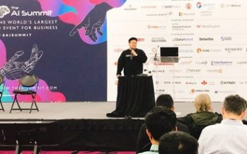 Riiid presented its vision for AI-powered education at the AI Summit New York 2019