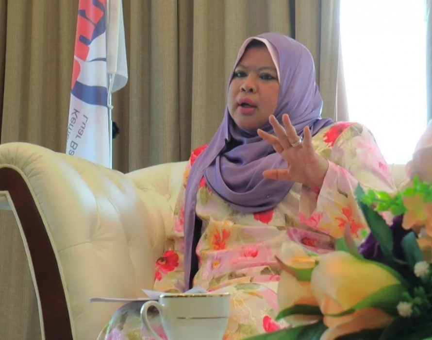 Rina Harun tests positive for COVID-19, admitted to Sungai Buloh Hospital