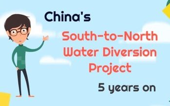 South-to-North Water Diversion Project – 5 years on
