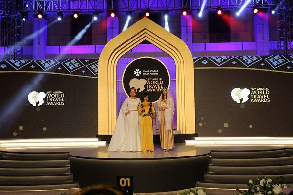 """Sun Group representative received the title """"World's Leading Cultural Tourist Attraction"""" at World Travel Awards 2019"""