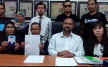 What actions were taken against the policemen who caused Syed Azlan's death?