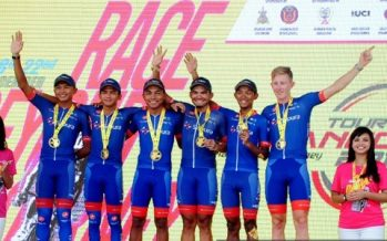 TSC are champions of Tour De Selangor