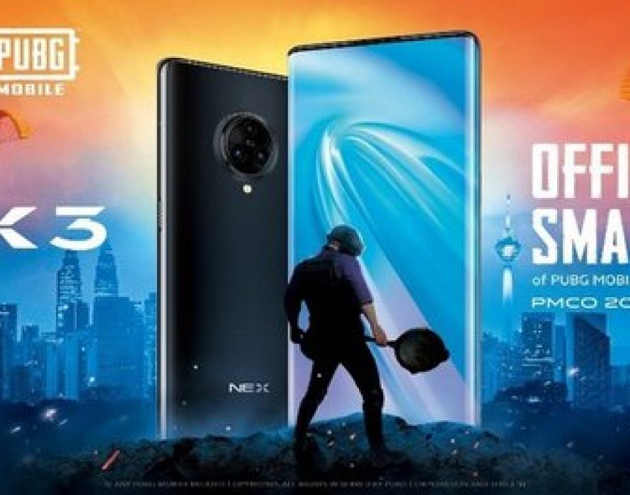 Vivo NEX 3, the Supreme Gaming Tool at the PUBG MOBILE Club Open 2019 Fall Split Global Finals