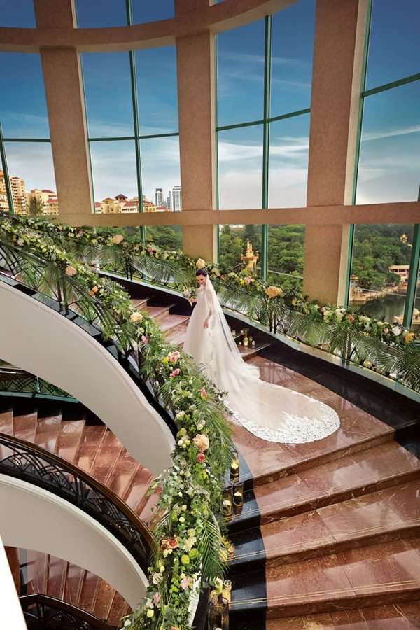 Magical weddings with a view at Sunway Resort Hotel & Spa