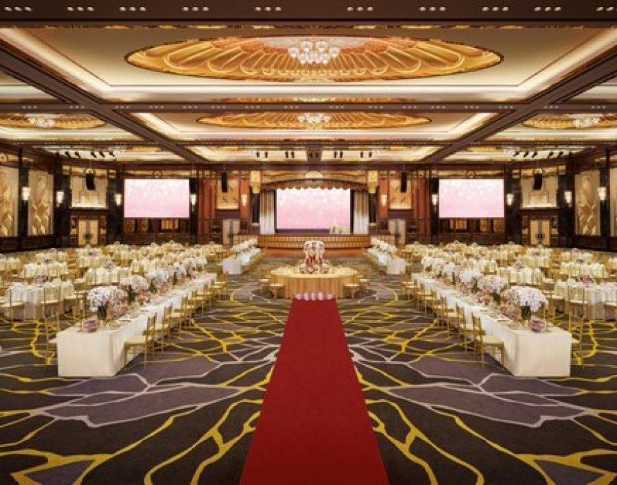 Where a Timeless Celebration Meets Modern Grandeur Weddings at Sunway Resort Hotel & Spa, Kuala Lumpur, Malaysia