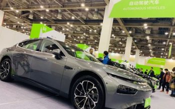 Xpeng Motors presents autonomous driving architecture & roadmap at NVIDIA GTC China 2019