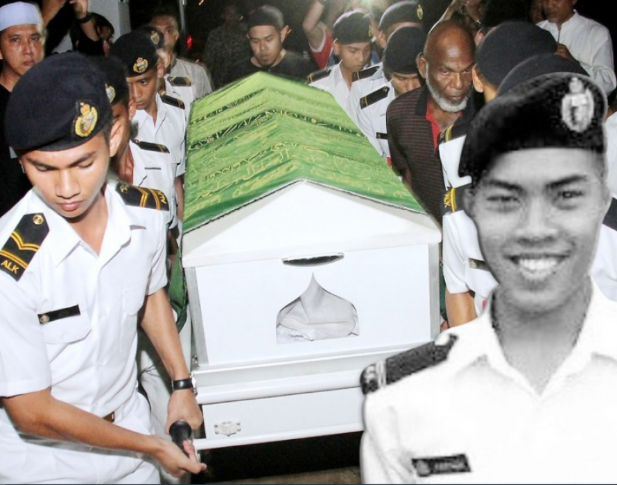 """Cadet murder trial: Zulfarhan cried out """"don't"""" when scalded with hot iron"""