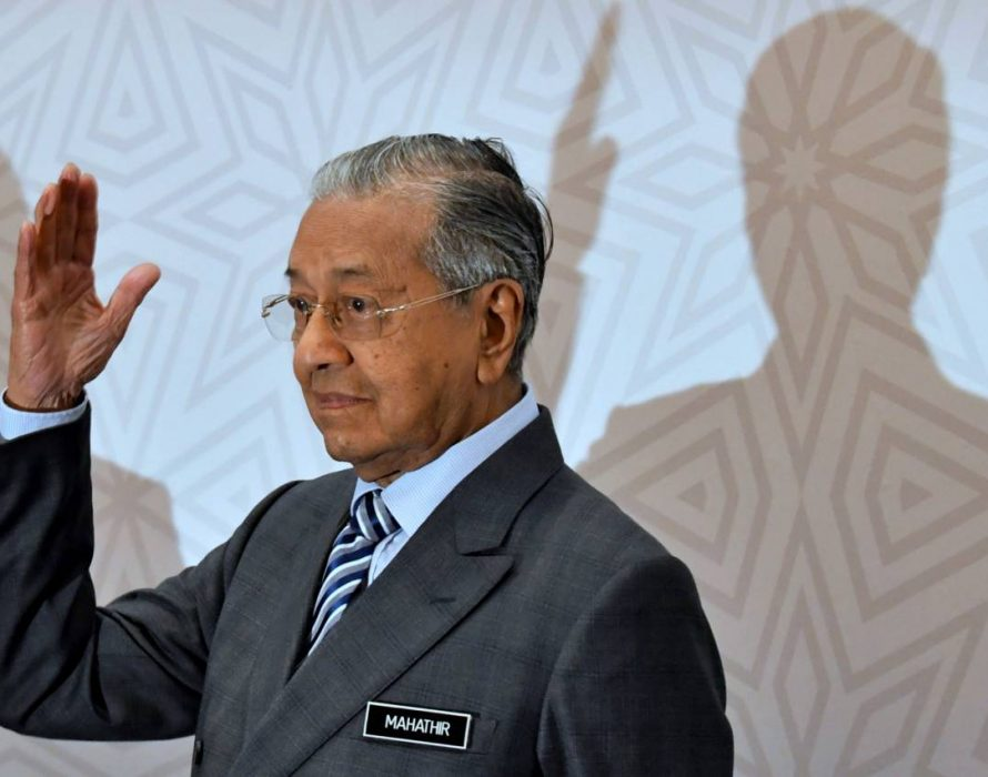 Mahathir: MACC's release of recordings no different from PDRM displaying seized items