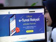 E-Tunai: RM18.8 million spent in less than 48 hours