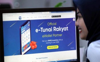 E-Tunai: RM18.8 million spent in less than 48 hours