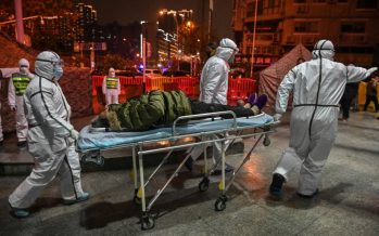 More than 2,000 now infected with coronavirus; 56 dead in China