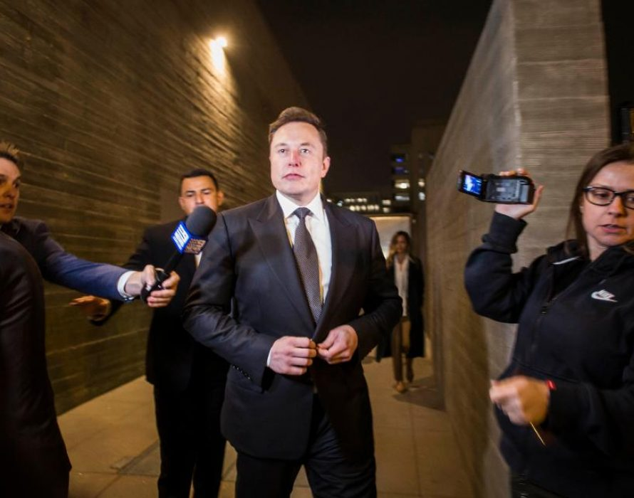 Viral video: Elon Musk's awkward dance moves at Tesla event in China lead to meme fest