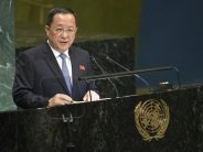 North Korean foreign minister replaced