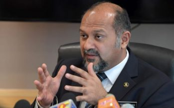 Gobind monitors 5G Demo Project in langkawi