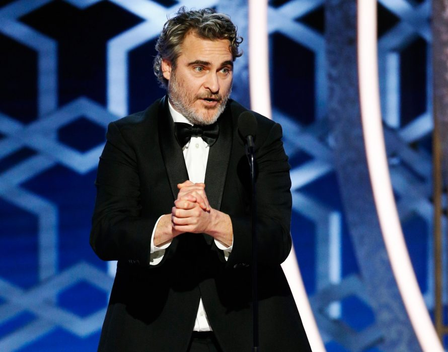 Golden Globe: Joaquin Phoenix wins Best Actor