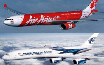 AirAsia, MAS cancel flights to Manila over volcano eruption
