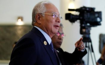 Najib: Why so touchy about Raymond's sacking, Liew?