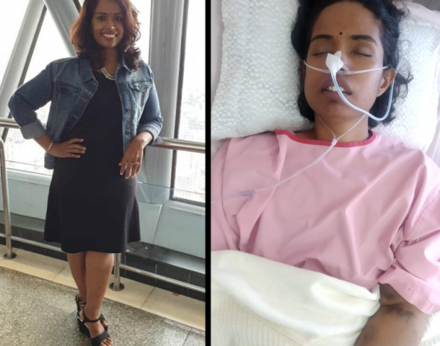 Passionate teacher seeks public help as she suffers from a rare disease