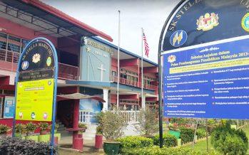 Influenza A: SK Stella Maris first Sabah school to close