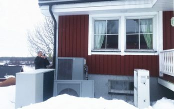 A Full Range of PHNIX Inverter EVI House Heating Heat Pumps to Release in North America