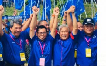 Kimanis by-election: BN celebrates landslide victory