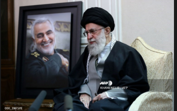 Iran's Supreme Leader: 'How's the slap in the face, US?'