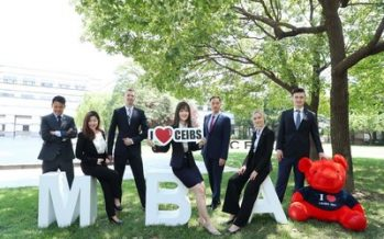 CEIBS MBA Again Ranked Fifth Globally by FT