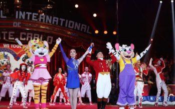 Chimelong Debuts as Monte-Carlo International Circus Festival's Strategic Partner In Monaco