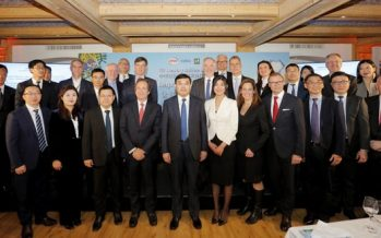 China's Yili initiates co-construction of global health ecosphere with global partners