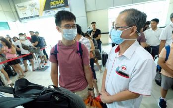 Coronavirus: Eight Chinese nationals quarantined at hotel in Johor Bahru