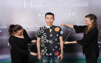 Chong Wei first Malaysian athlete to feature at Madame Tussauds Hong Kong