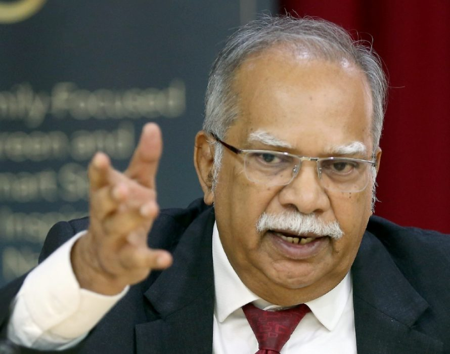 Ramasamy: Kedah MB and MIC sink their differences on temple demolitions