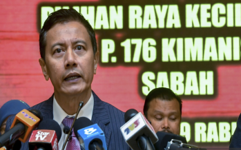 Kimanis by-election: EC to introduce video cameras at polling streams