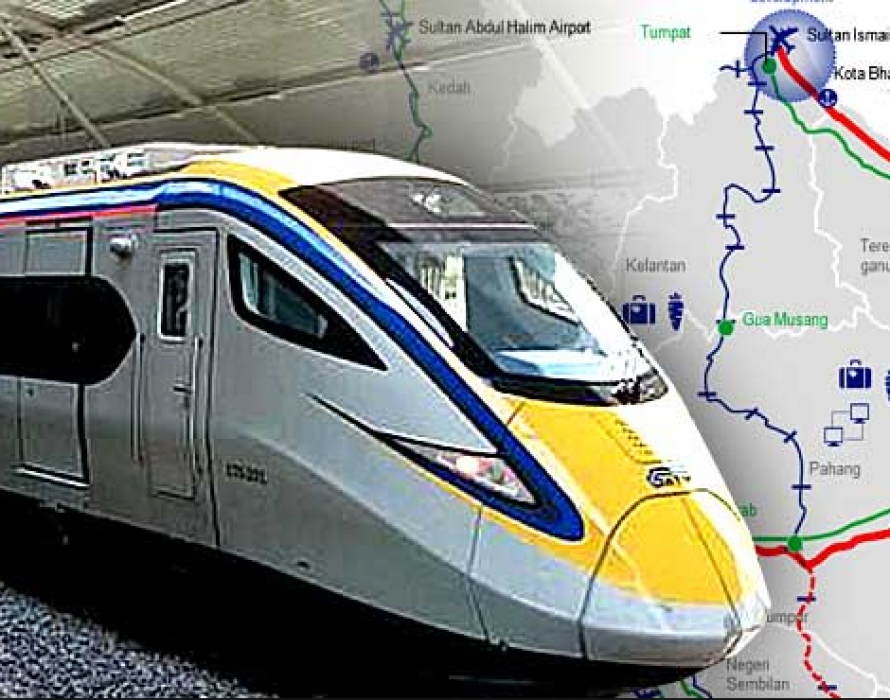 RM20.37b paid for ECRL project as at July 13