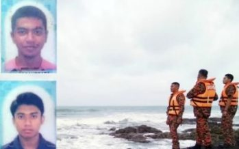 Four Dungun Polytechnic students feared drowned in Pantai Teluk Bidara