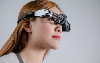 Ganzin Technology's Eye Tracking Module Combines the Virtual and Real World, Replacing the Hand-operated User Interface