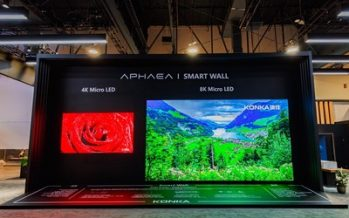 Harnessing Micro LED, AIoT, 8K and 5G Technologies, KONKA Reveals Next-Generation Tech Products at CES 2020